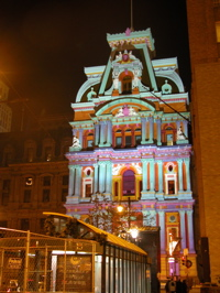 City Hall, Philadelphia, 2005 - photo courtesy of The Gardener