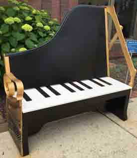 piano-bench